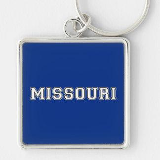 Missouri Key Ring