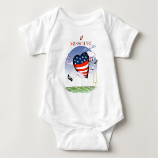 missouri loud and proud, tony fernandes baby bodysuit
