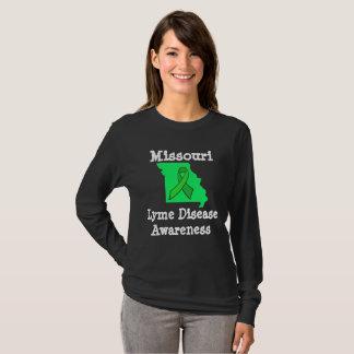 Missouri Lyme Disease Awareness Shirt