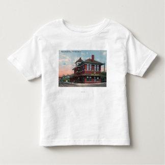 Missouri Pacific Railroad Depot Tshirts