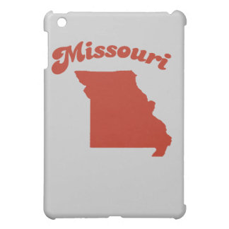 MISSOURI Red State Cover For The iPad Mini