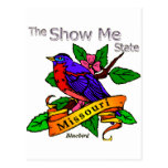 Missouri Show Me Bluebird