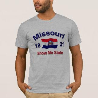 Missouri Show Me State T-Shirt