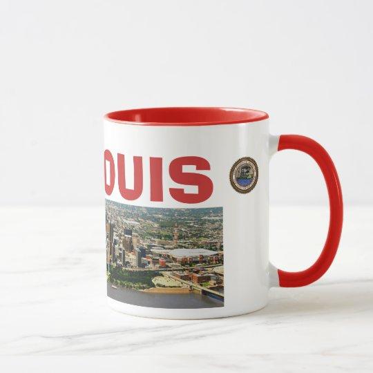 Missouri, St. Louis* Panoramic Mug