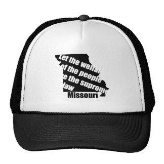 Missouri State Motto Cap