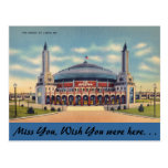 Missouri, The Arena, St. Louis Postcard