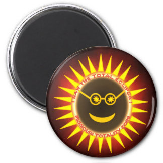 Missouri Totality Zone Magnet