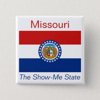 Missourian Flag Button