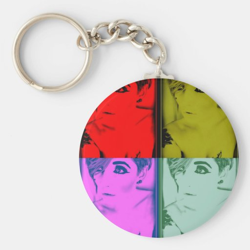 MissTeri85 style pic Key Chains