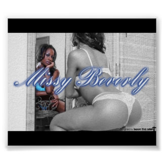 Missy Beverly - Mirror Poster