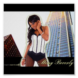 Missy Beverly - Skyscraper Posters