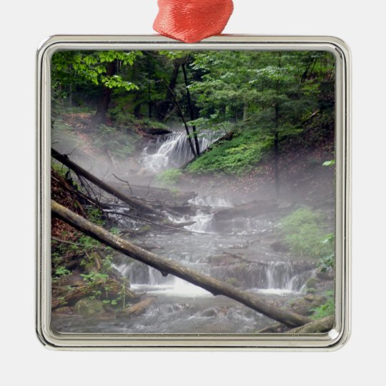 Mist and Magic Christmas Ornament