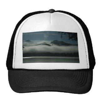 Mist at the Lake Cap