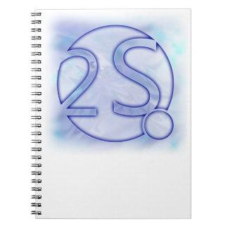 Mist Logo Notebook