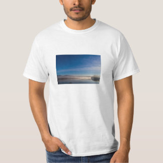 Mist on a Scottish Loch Tee Shirt