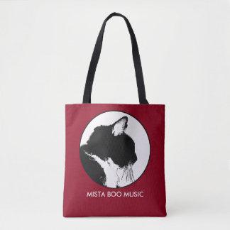 Mista Boo Music Tote Bag