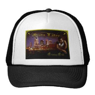Mista Latex Mesh Hat