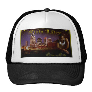 Mista Latex Mesh Hats