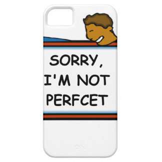 mistake iPhone 5 case