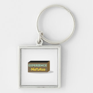 Mistakes equals Experience Key Chains