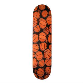 Mister Basketball Cool Element Custom Pro Deck Custom Skate Board