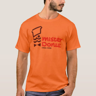 Mister Donut, Mr. Donut USA T-Shirt