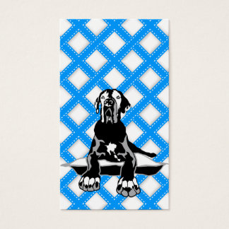 Mister Great Dane Business Card