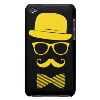 Mister hipster barely there iPod case