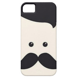 Mister Moustache! Case For The iPhone 5