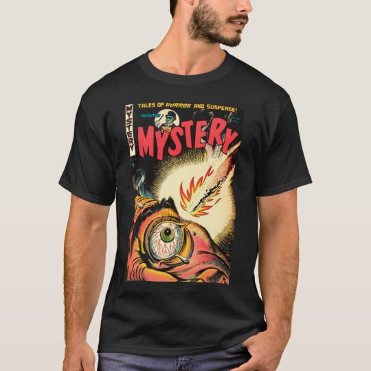 Mister Mystery #12 T-shirt