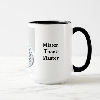 Mister Toast Master Coffee Mug