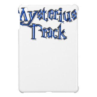 Misterius Track Blue Classic Cover For The iPad Mini