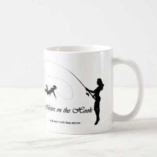 Misters on the Hook Mug