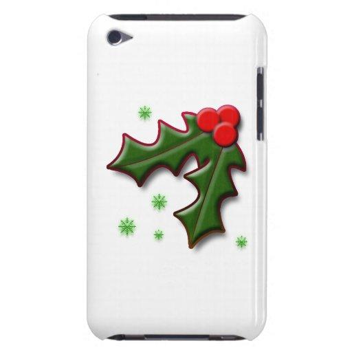 Mistletoe iPod Case-Mate Case
