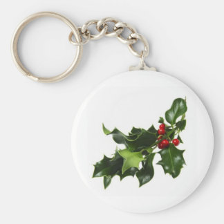 Mistletoe Key Ring