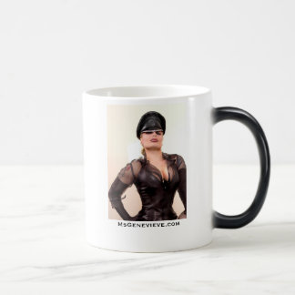 Mistress Genevieve by John Nystrom, MsGenevieve... Morphing Mug