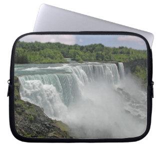 Misty Falls Electronics Bag Laptop Sleeves