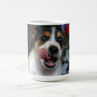 Misty Licking Lips Coffee Mug