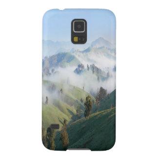 misty morning  Ensay Swifts Creek region Australia Samsung Galaxy Nexus Covers