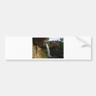 Misty morning in the Victorian high Country Bumper Sticker