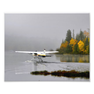 Misty Morning Take Off -Photography Art Photo