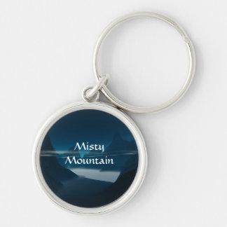 Misty Mountain Key Chain