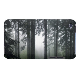 Misty PNW Rainforest Nature Scenery Phone Case iPod Touch Cover
