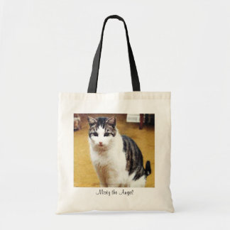 Misty the Angel Tote Bag