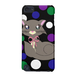 Misty Toon Kitty Dots iPod Touch 5G Case