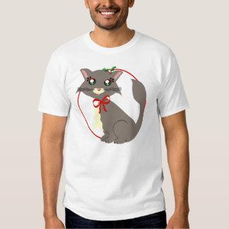 Misty Toon Kitty Holly Shirt