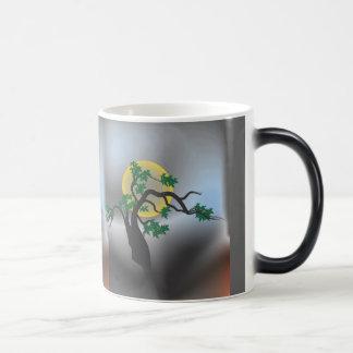 Misty Tree Coffee Mug