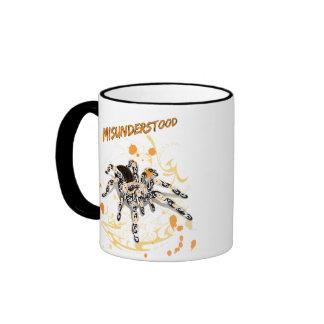 Misunderstood Ringer Mug