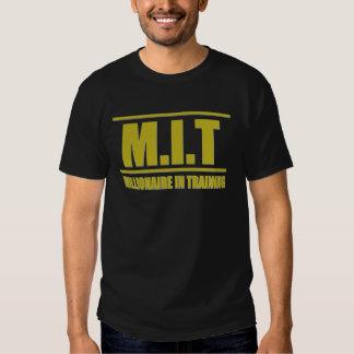 MIT (Millionaire In Training) T-Shirt
