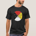 Mitakuye Oyasin Men's Dark Colours Lakota T-Shirt